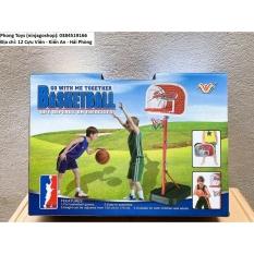 Bộ đồ chơi thể thao bóng rổ cho trẻ em