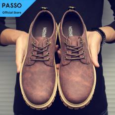 Giày Boot Nam PASSO G178