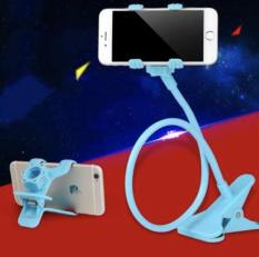 Giá đỡ điện thoại đa năng nhiều chức năng có thể làm giá đỡ trên bàn và giá kẹp Holder xoay nhiều gốc độ (Đen)