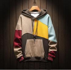 [Video thật] Áo khoác,áo hoodie thời trang thu đông phối màu cực đẹp