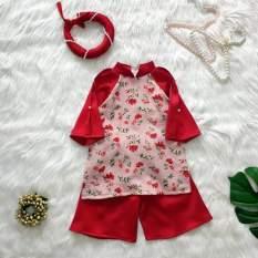 Áo dài tết cho bé ❤️