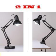 Đèn bàn pixar có chân đế và kẹp