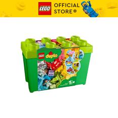 [ƯU ĐÃI ĐẶT TRƯỚC 1-7.8] LEGO DUPLO 10914 Thùng Gạch Duplo Sáng Tạo ( 85 Chi tiết) – Chỉ đặt trên App