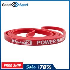 Dây đàn hồi tập gym – dây đàn hồi tập thể lực – dây KHÁNG LỰC – dây trợ lực kéo xà – POWER BAND – STRETCH RESISTANCE – MOBILITY – dây hỗ trợ kéo giãn cơ bắp – dây kháng lực hỗ trợ lên xà MDBuddy MD1353 (Nhiều size)