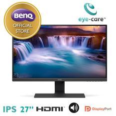 Màn hình máy tính BenQ GW2780 27inch 27 1080p, IPS, công nghệ B.I+ bảo vệ mắt, thích hợp làm việc văn phòng và giải trí cá nhân