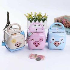Lợn tiết kiệm cho bé