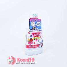 Nước súc miệng trẻ em Clinica Dental Rinse Kids 250ml Hương nho