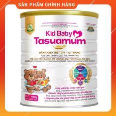 TASUAMUM KID BABY 900g -400g(Trẻ từ 0- 12 tháng) Trẻ có hệ tiêu hóa kém, trẻ sinh non, sinh thiếu tháng, nhẹ cân
