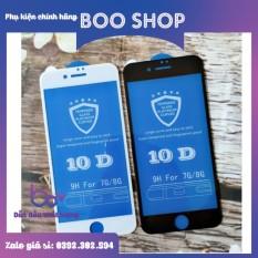 Kính cường lực 10D cho iphone 6Plus/6SPlus/6/6s/7 8 7plus 8plus X Xs Xsmax, 11,11 Pro, 11 Pro Max siêu bền – Phụ kiện điện thoại
