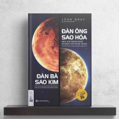 Bizbooks – Đàn Ông Sao Hỏa, Đàn Bà Sao Kim – Tái bản 2020