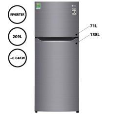 Tủ Lạnh LG 209 Lít GN-L225S (Bạc)