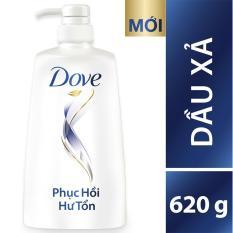 Kem Xả Dove Phục Hồi Hư Tổn (620g)