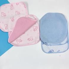 Tấm lót chống thấm/ lót mông thay bỉm siêu mềm mịn cho bé sơ sinh 30×30 cm – BEEKIDS PLAZA