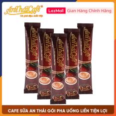 Combo 5 Gói Cà Phê Sữa 3 Trong 1 An Thái (5 gói x 18gr) – AnTháiCafé