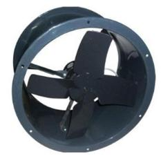 Quạt thông gió công nghiệp tròn DETON TAG25-4T sải 25cm