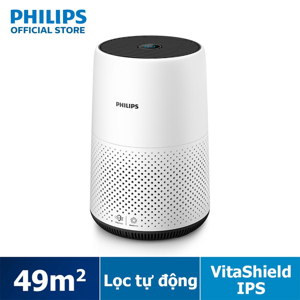 [VOUCHER 500K – 27/4] Máy lọc không khí Philips AC0820/10 – Hàng phân phối chính hãng