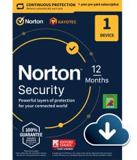 Phần mềm Norton Security 1 thiết bị 1 năm