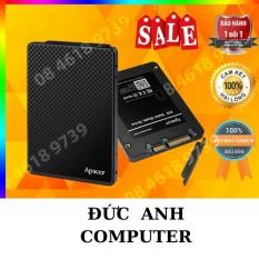 SSD apacer 120gb /240gb chính hãng bảo hành 3 năm sản phẩm tốt chất lượng cao cam kết hàng giống mô tả