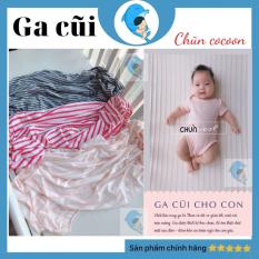 Ga bọc nệm cũi chũn Nest mát, mịn, mềm mại, thấm hút tốt an toàn cho bé – Hàng chính hãng Cocoon