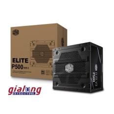 [Nhập ELJAN11 giảm 10%, tối đa 200k, đơn từ 99k]Nguồn máy tính Cooler Master Elite V3 230V PC500 500W (Màu Đen)