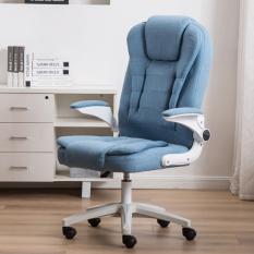 [CÓ VIDEO]Ghế văn phòng nỉ , tay gấp 90 độ YIRUITE, ghế xoay văn phòng mẫu mới chống gù lưng