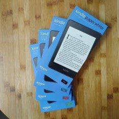 Máy đọc sách Kindle Paperwhite 4 (10th) Kindle PPW4 , Darkmode, màn hình 6inch 300PPI, Bluetooth, Audible, chống nước IPX8