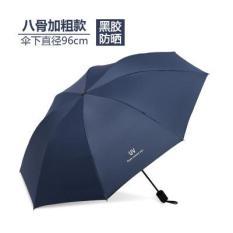 Ô dù chống mưa nắng tia tử ngoại vải tráng phủ 5 lớp
