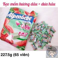 Kẹo mềm Alpenlibe® hương dâu và dưa hấu
