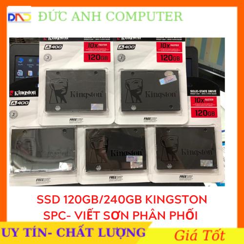 SSD kingston 120gb a400 vĩnh xuân/viết sơn phân phối- chính hãng 100% bảo hành 3 năm, sản phẩm tốt, chất lượng cao, cam kết hàng giống mô tả