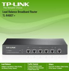 Cân bằng tải TP-LINK TL-R480T+
