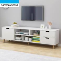 Kệ tivi phòng khách hiện đại 3 màu trắng, kem, nâu có ngăn kéo để đồ – Tủ để TV đẹp – Tủ gỗ để đồ có ngăn kéo 1m4