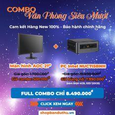 Combo Máy Bộ Core i5 và Màn Hình 21″ Full HD – Hàng Chính Hãng