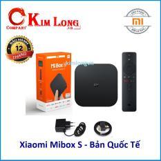 Mibox S 4k HDR Bản Quốc Tế – Digiworld phân phối