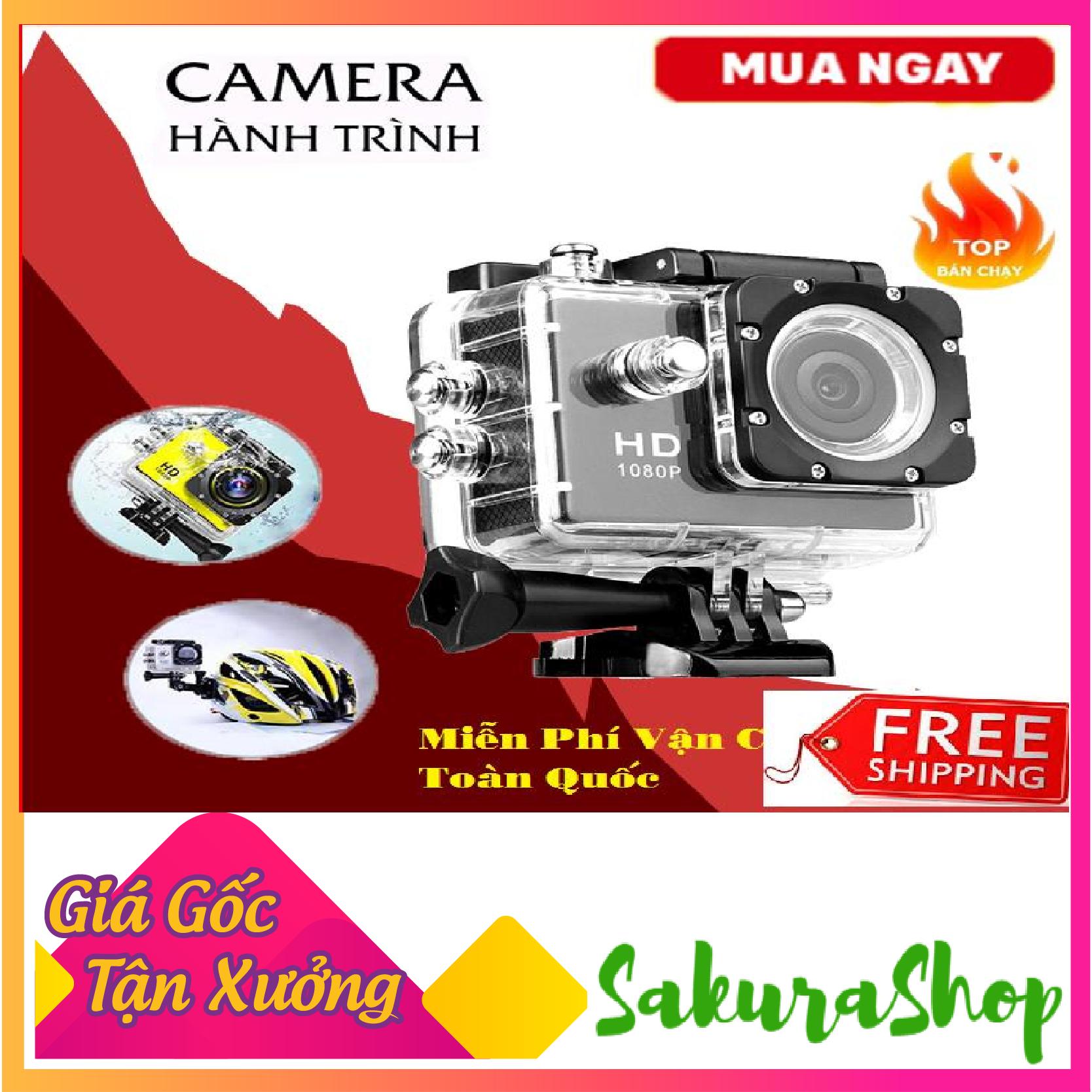 Camera hành trình 2.0 FULL HD 1080P Cam A9 - Camera hành trình mini chống  nước chống rung - camera hành trình xe máy phượt,Camera hành trình dành cho xe  máy giá