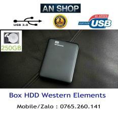 Ổ cứng di động WD Elements 250Gb
