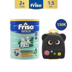 [Freeship toàn quốc] Sữa bột Friso Gold 4 1.5 kg cho trẻ từ 2-4 tuổi + Tặng Bộ đồ chơi nhà bếp trị giá 150K – HSD 09/2022