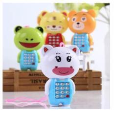 Điện thoại đồ chơi cho bé hình thú