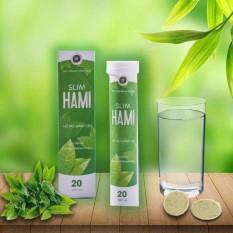Viên sủi giảm cân Slim Hami hoàn toàn tự nhiên