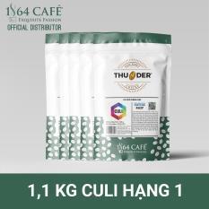 1,1Kg Cà Phê Bột Culi Robusta Tinh Khiết – 1864 CAFÉ