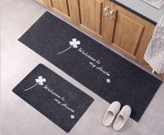 Combo 2 Thảm Nhà Bếp Cao Cấp – Thảm nhà bếp, thảm trải sàn chống trơn trượt in hình mẫu mới siêu đẹp mềm mịn – hàng chất lượng cao( Hình ngẫu nhiên)