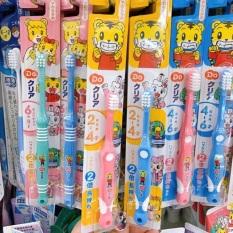 Bàn Chải Đánh Răng Trẻ Em Sunstar Nội Địa Nhật Bản