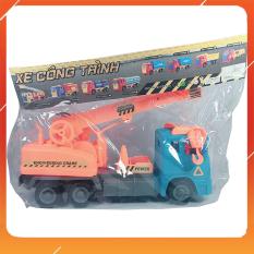 Đồ Chơi Noel – Xe Cần Cẩu Kéo Dây – Đồ Chơi Trẻ Em Toy Mart