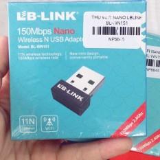 USB Wifi Bộ thu wifi LB-LINK BL-WN151 tốc độ 150Mb, Chính Hãng.