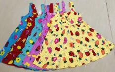 Đầm Tole Bé Gái Nhiều Mẫu Dễ Thương (8-16kg)