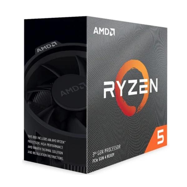 Bộ VXL CPU AMD Ryzen 5 3500 (3.6GHz turbo up to 4.1GHz, 6 nhân 6 luồng, 16MB Cache, 65W) – Socket AMD AM4