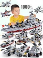 [1000 CHI TIẾT] Bộ Đồ Chơi Xếp Hình Lego Chiến Hạm, Lego ROBOT, Lego Máy Bay, Lego Tàu Sân Bay, Lego Tàu Chiến – Hàng Chuẩn