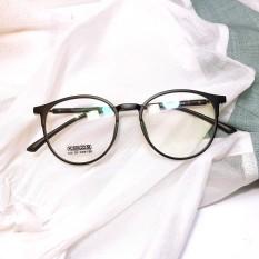Gọng kính cận tròn dẻo siêu xinh Elmee form vừa – nhiều màu, dành cho cả nam và nữ