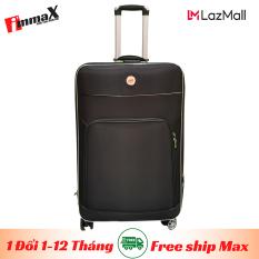 Vali vải du size 24inch immaX i005 / Vali vải size ký gửi hành lý