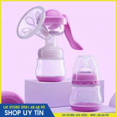 (CHỌN MÀU) Máy Hút Sữa Bằng Tay Manual Breast Pump HSA1128
