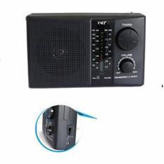 Đài gianh cho người lớn tuổi-Đài FM nút xoay-Máy nghe nhạc